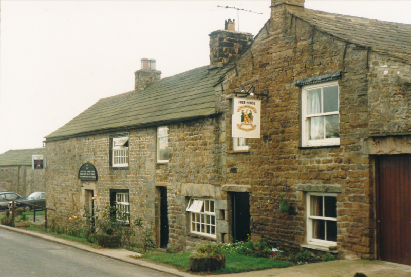 The Foresters Arms, taken in the 1980's